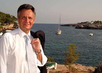 Geschäftsfreund: Michael Frenzel, Chef des L'Tur-Großaktionärs Tui, schätzt Kögel als kreativen Kopf. Tui hat ein Vorkaufsrecht auf Kögels Anteile.