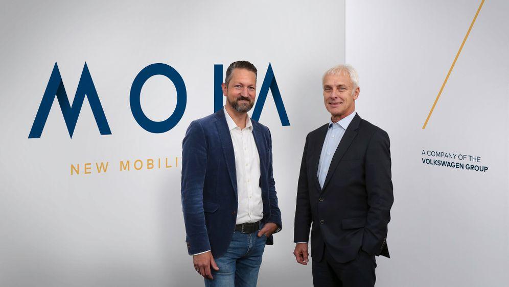 Ole Harms mischt Wolfsburgs Chefriege auf: Dieser Männerclub soll die 13 Volkswagen-Marken in die Zukunft steuern