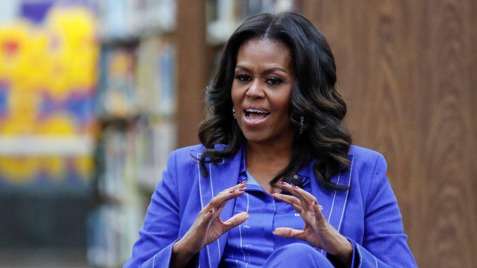 Die ehemalige First Lady Michelle Obama sagt, dass sie selbst auch das Imposter-Syndrom erlebt hat.