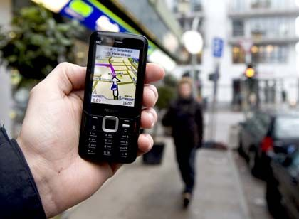 Da geht's lang - oder nicht?: Auf Fußgängernavis ist noch nicht hundertprozentig Verlass