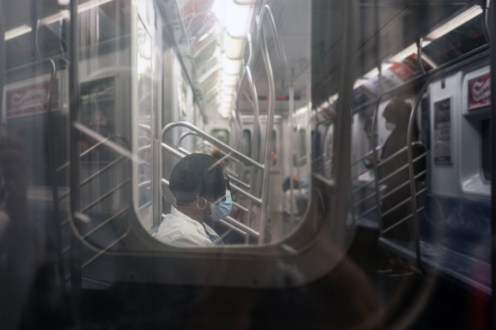Riders and revenues are way down at the Metropolitan Transportation Authority. (Todd Heisler/The New York Times)