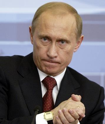 Wladimir Putin: Der russische Präsident soll Banker Warnig schon seit seinen DDR-Zeiten kennen