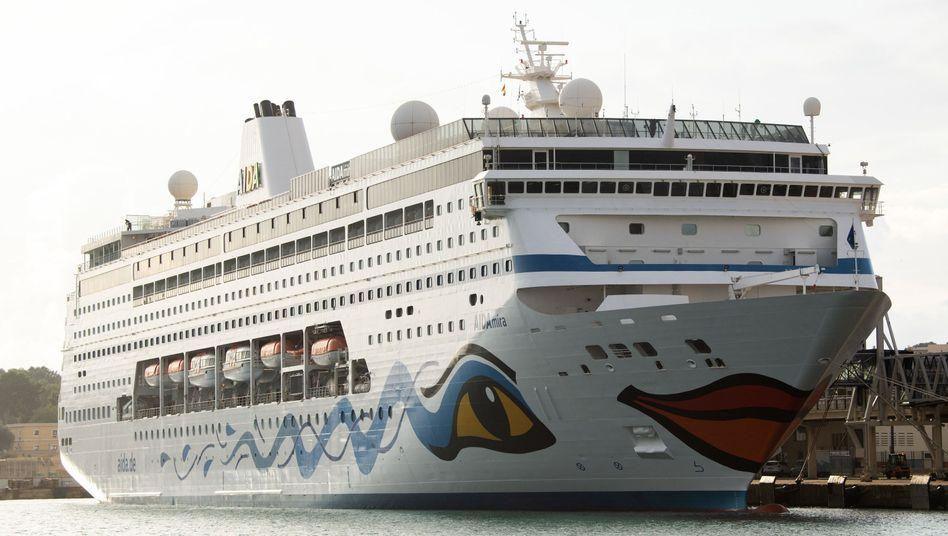Aida-Kreuzfahrtschiff: Keine Fahrten in USA und Kanada bis Jahresende