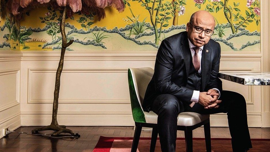 Gescheitert: Sanjeev Gupta kam bei Thyssenkrupp nicht zum Zug