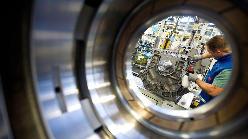 Exportboom, Bauboom, Lust auf Shopping: Deutschlands Wirtschaft droht zu überhitzen