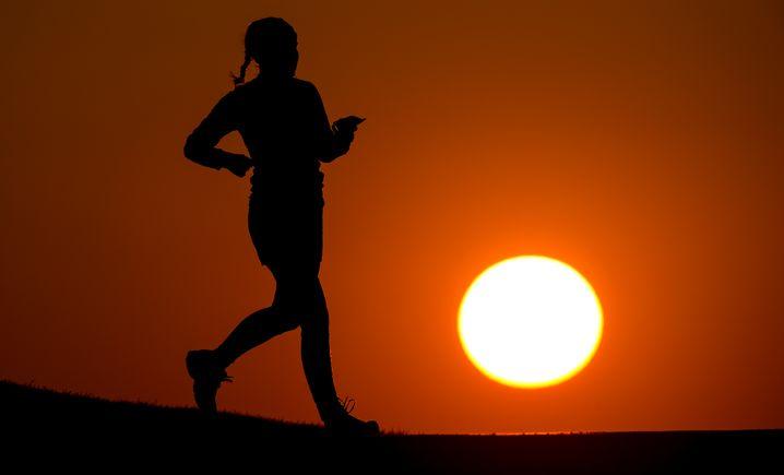 Herrlich, im Urlaub zu laufen - oder? Auch eine Trainingspause kann jetzt sinnvoll sein