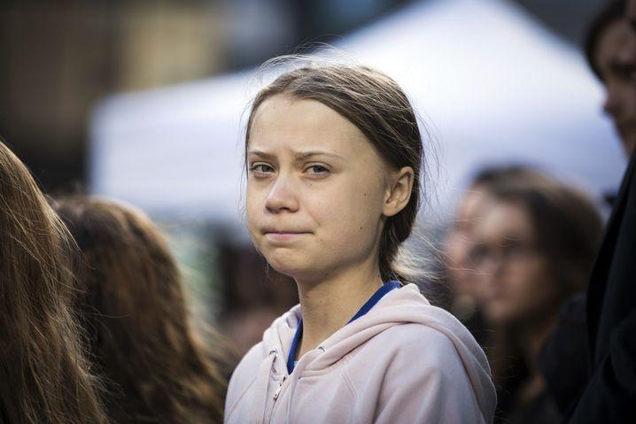 Greta Thunberg: Die schwedische Klimaaktivistin kämpft darum, das Momentum der Klimaproteste zu erhalten