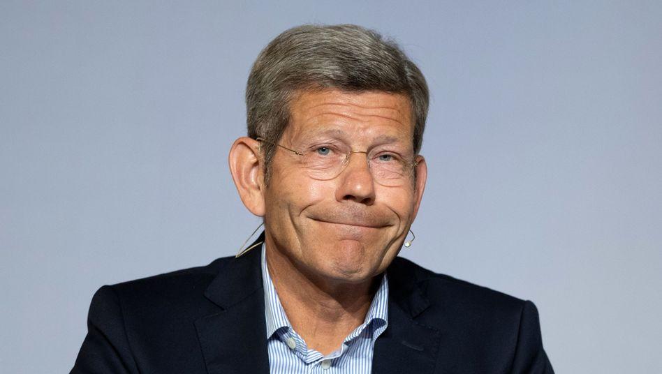 VDA-Präsident Bernhard Mattes: Abschied zum Jahresende