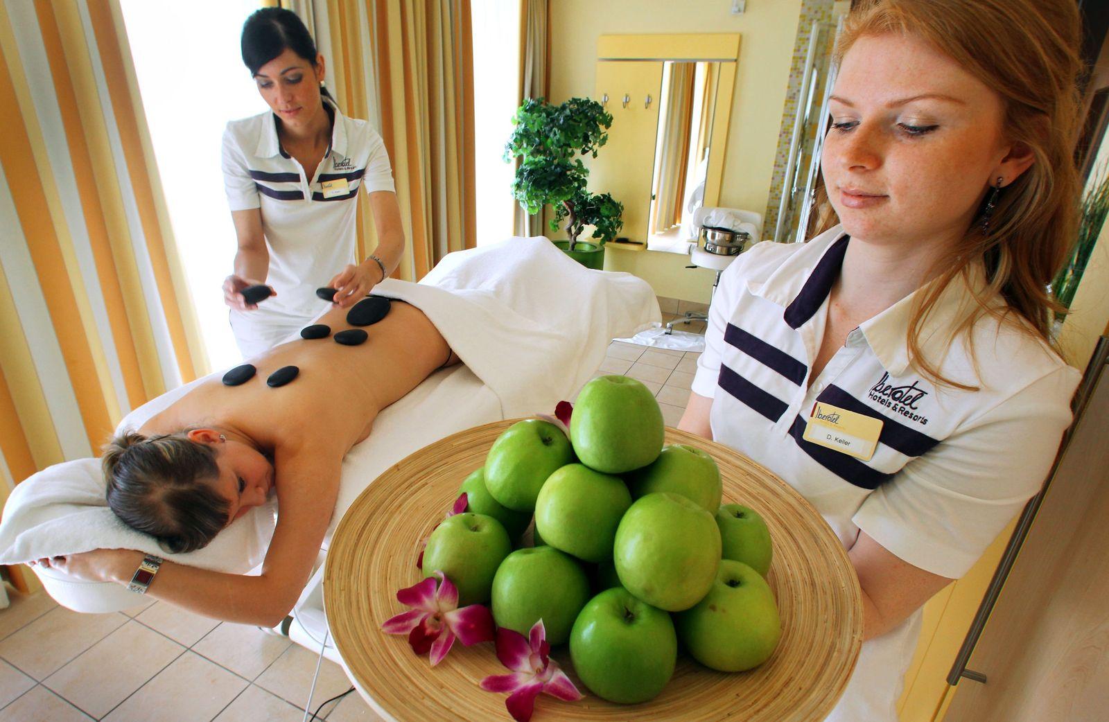 Urlaubsziel / Wellness-Hotel