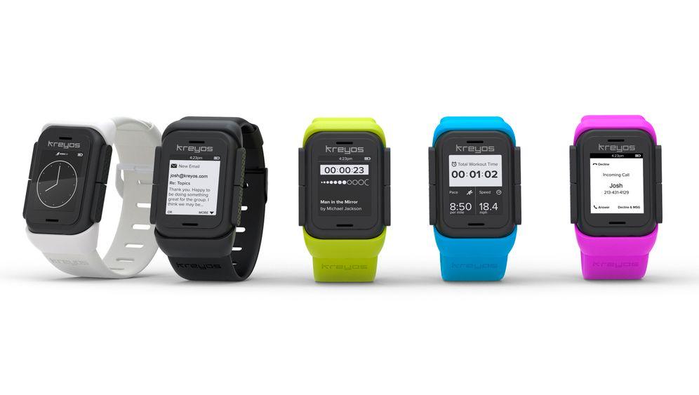 Helfer am Handgelenk: Die Stunde der Smartwatch