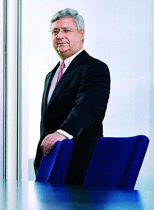 Klaus-Peter Müller: Der Vorstandschef der Commerzbank will das Firmenkundengeschäft profitabler machen