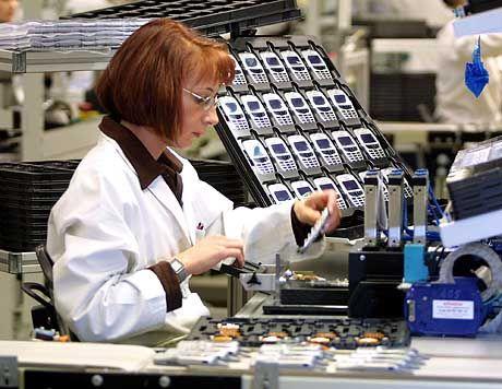 Standorte auf dem Prüfstand? Siemens-Produktion in Kamp-Lintfort
