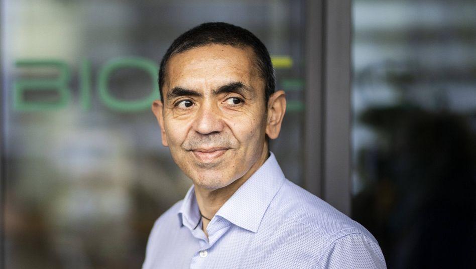 """""""Müssen die Herausforderung bei der Herstellung lösen"""": Biontech-Chef Ugur Sahin will mehr Impfstoff produzieren"""