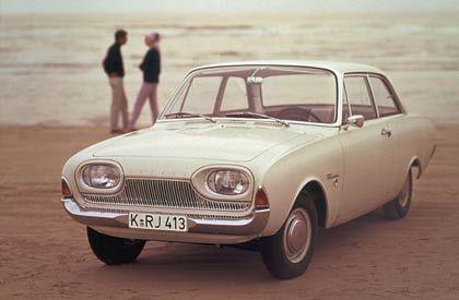 70er: Ford Taunus