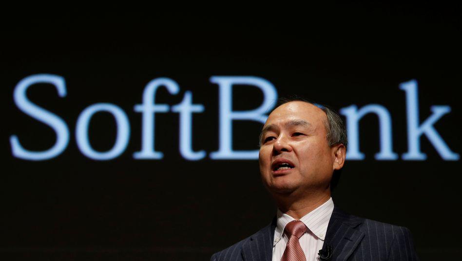 Masayoshi Son: Der Softbank-CEO muss seine Pläne mit WeWork mangels fehlender Unterstützung von Investoren erst einmal begraben
