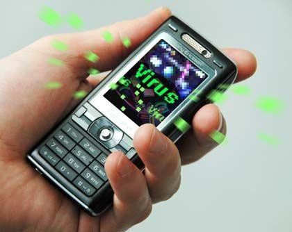Bei Anruf Virus: Schädlinge machen Handybesitzern zu schaffen