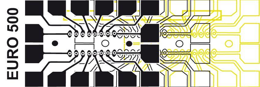 GRAFIK EURO 500 / 2012 / Technologie