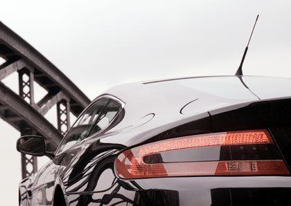"""Elegantes Heck: """"Kunstvoller akzentuiert als bei anderen Supersportwagen"""""""