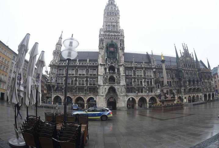 Bayern: Ausgangsbeschränkungen werden bis zum Ende der Osterferien am 19. April verlängert