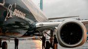 Boeing am Boden