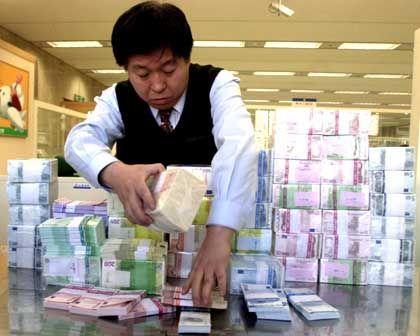 Cash für die Commerzbank: Der Verkauf der KEB-Beteiligung spült Gewinne in die Kasse der deutschen Bank