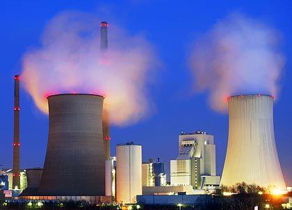 Steinkohlekraftwerk: Strom aus Kohle nicht durch Windenergie ausgleichbar