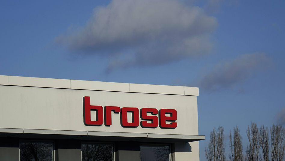 Logo des Autozulieferers Brose, der sich ein heftiges Sparprogramm verordnet hat und nun auch den Chef wechselt