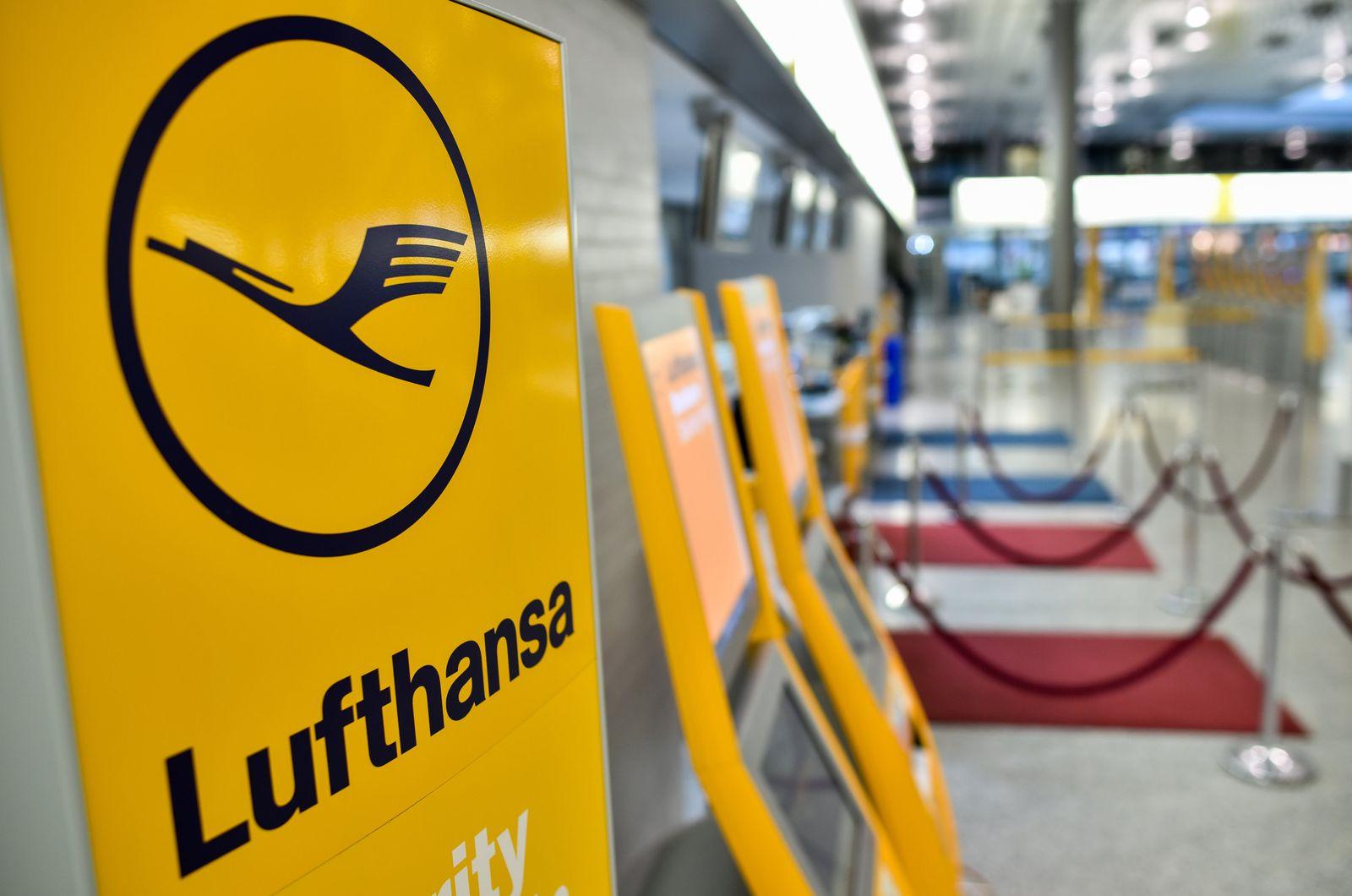 Lufthansa / Streik