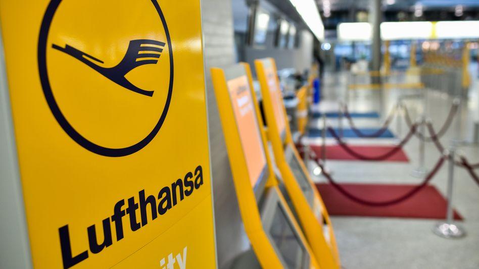 Die Lufthansa steht im Visier des Kartellamtes