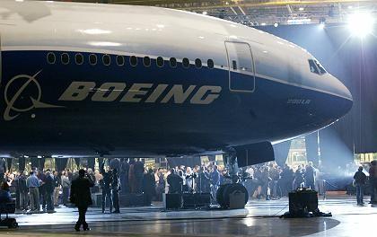Jungfernflug im März: Die neue 777-Version von Boeing
