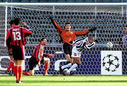 Das Kapital von Juventus Turin: zuletzt siegreich gegen Bayer Leverkusen