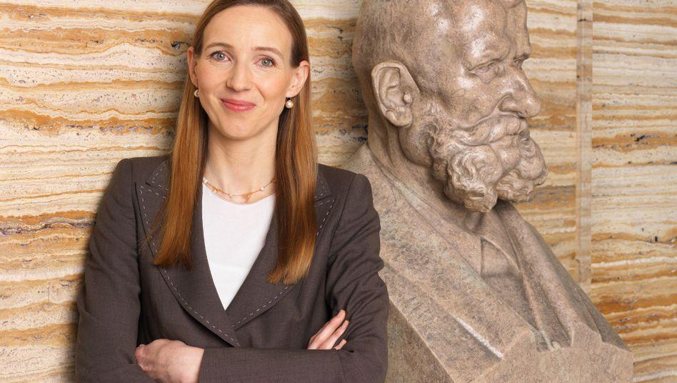Henkel-Erbin Simone Bagel-Trah: Die Familie setzt ihre Tradition fort
