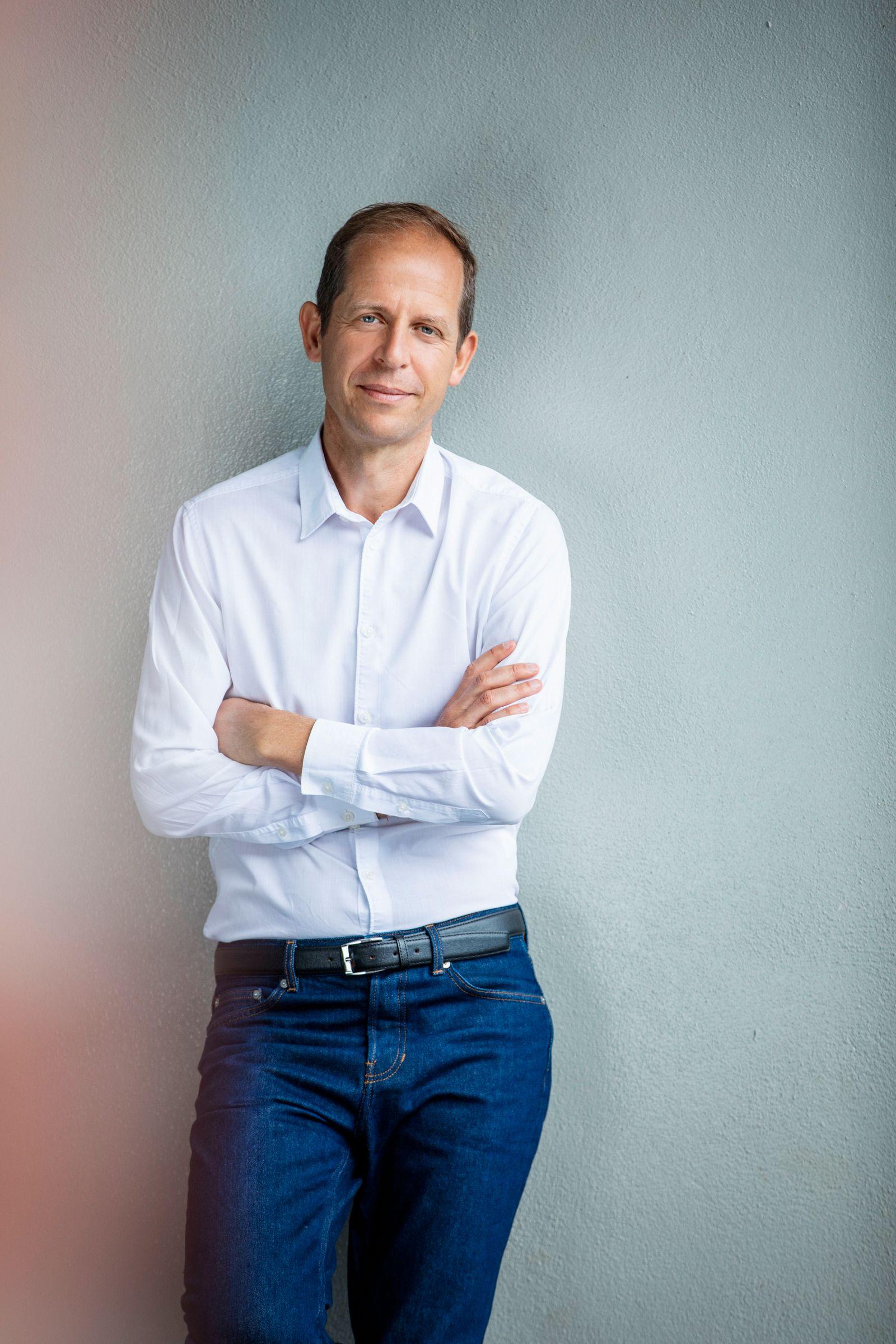 Stephan Schäfer wird neuer CEO von Gruner + Jahr