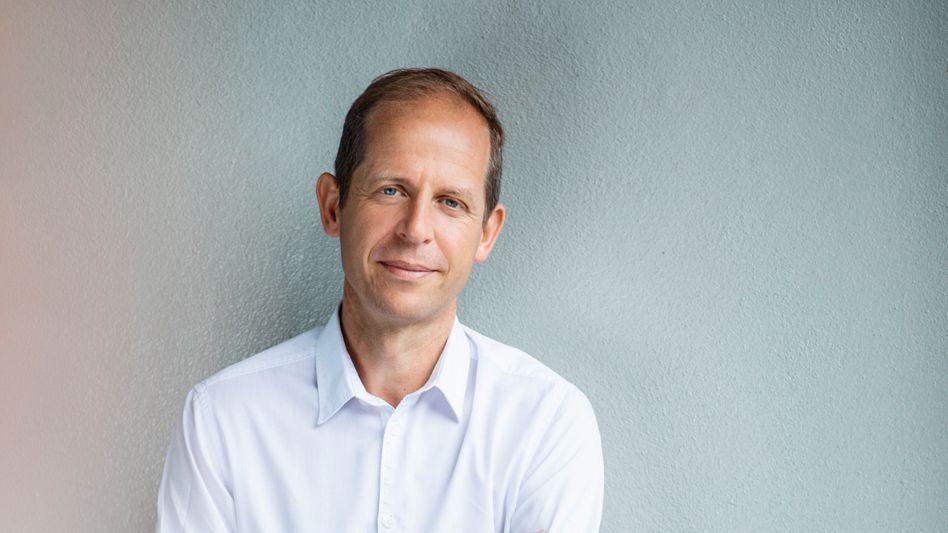 Grüner wird's nicht: G+J-Chef Stephan Schäfer träumt vom Karrieresprung