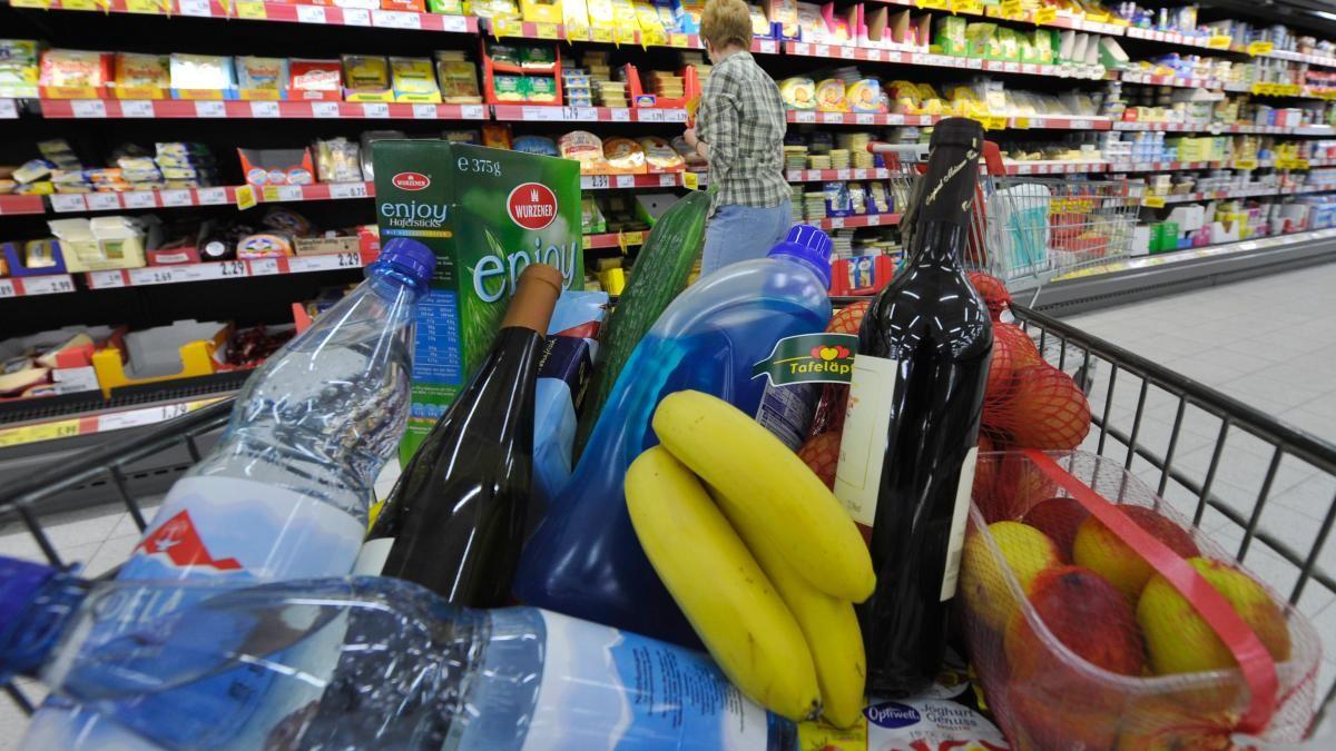 Konsum, Verbraucher, Lebensmittel