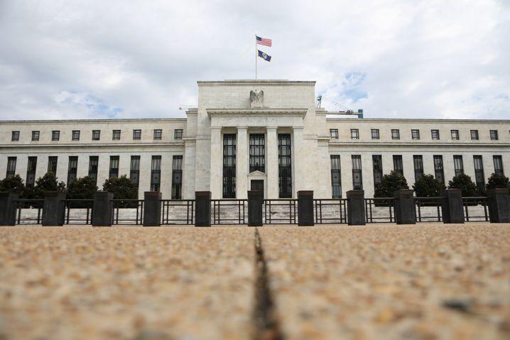 Ein Vertreter der US-Notenbank Fed sorgt mit einer Aussage für erhebliches Aufsehen