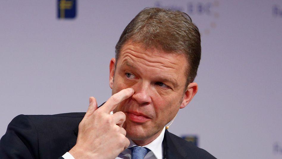 Christian Sewing, Chef der Deutschen Bank