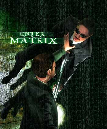 Matrix: Ghost and Agent