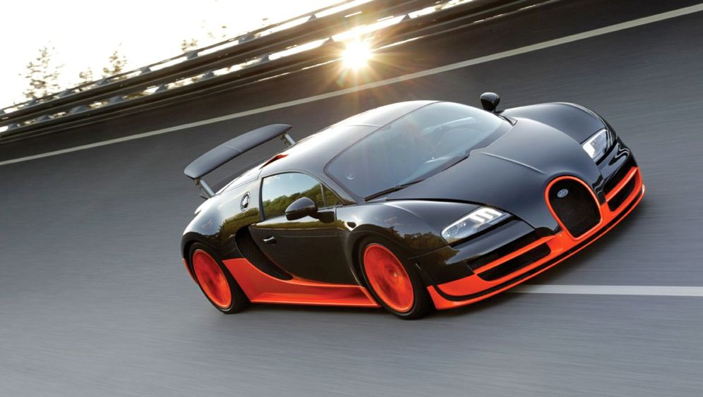Bugatti Veyron 16.4 Super Sport: Weltrekord dank 1200 PS