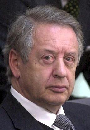 Paul Spiegel: Der Präsident des Zentralrates der Juden in Deutschland starb heute nach schwerer Krankheit