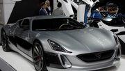 Porsche will E-Boliden-Start-up Rimac enger an sich binden