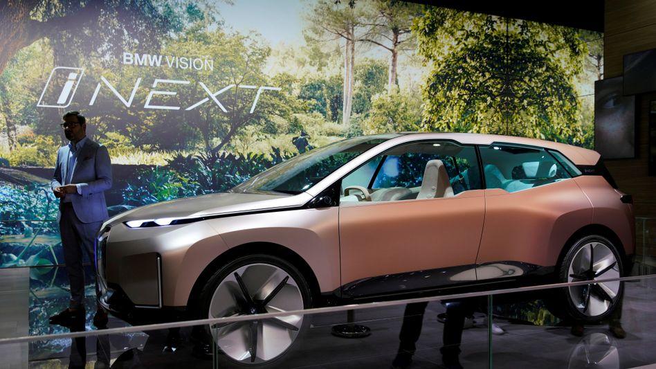 Wichtigster Markt: BMW verkauft jedes dritte Auto in China