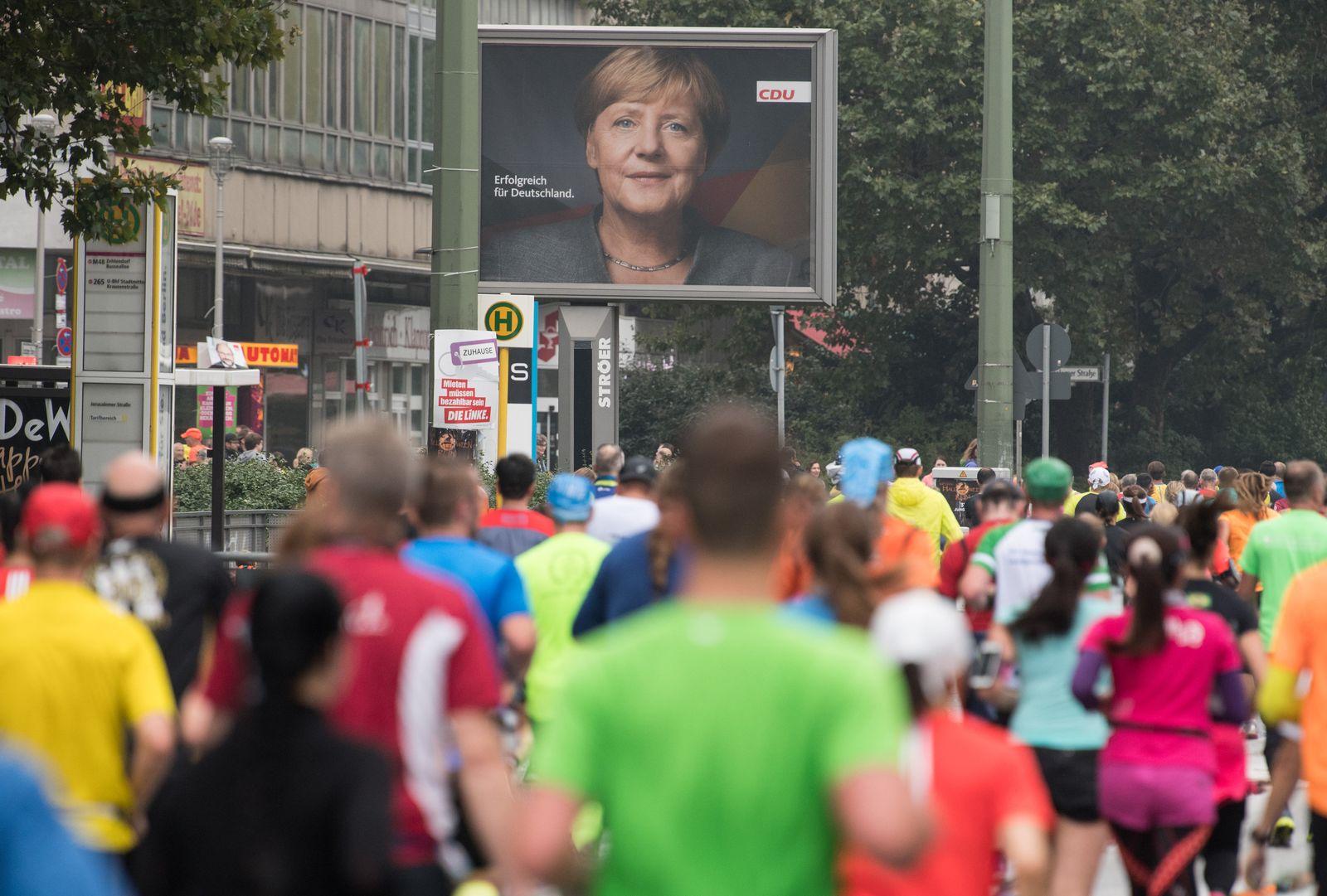 Leichtathletik: Marathon