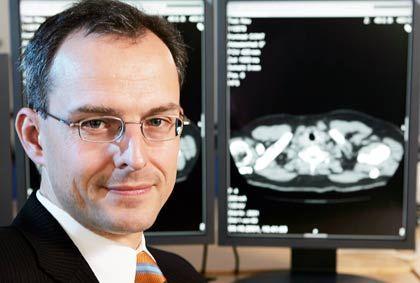 Fortgeschrittener Netzwerker: Alexander Britz, Mitglied der Philips-Geschäftsleitung Medizin Systeme, lernte im Development Center, seine Laufbahn zu steuern. Entscheidender Baustein: der stete Wechsel in neue Abteilungen.
