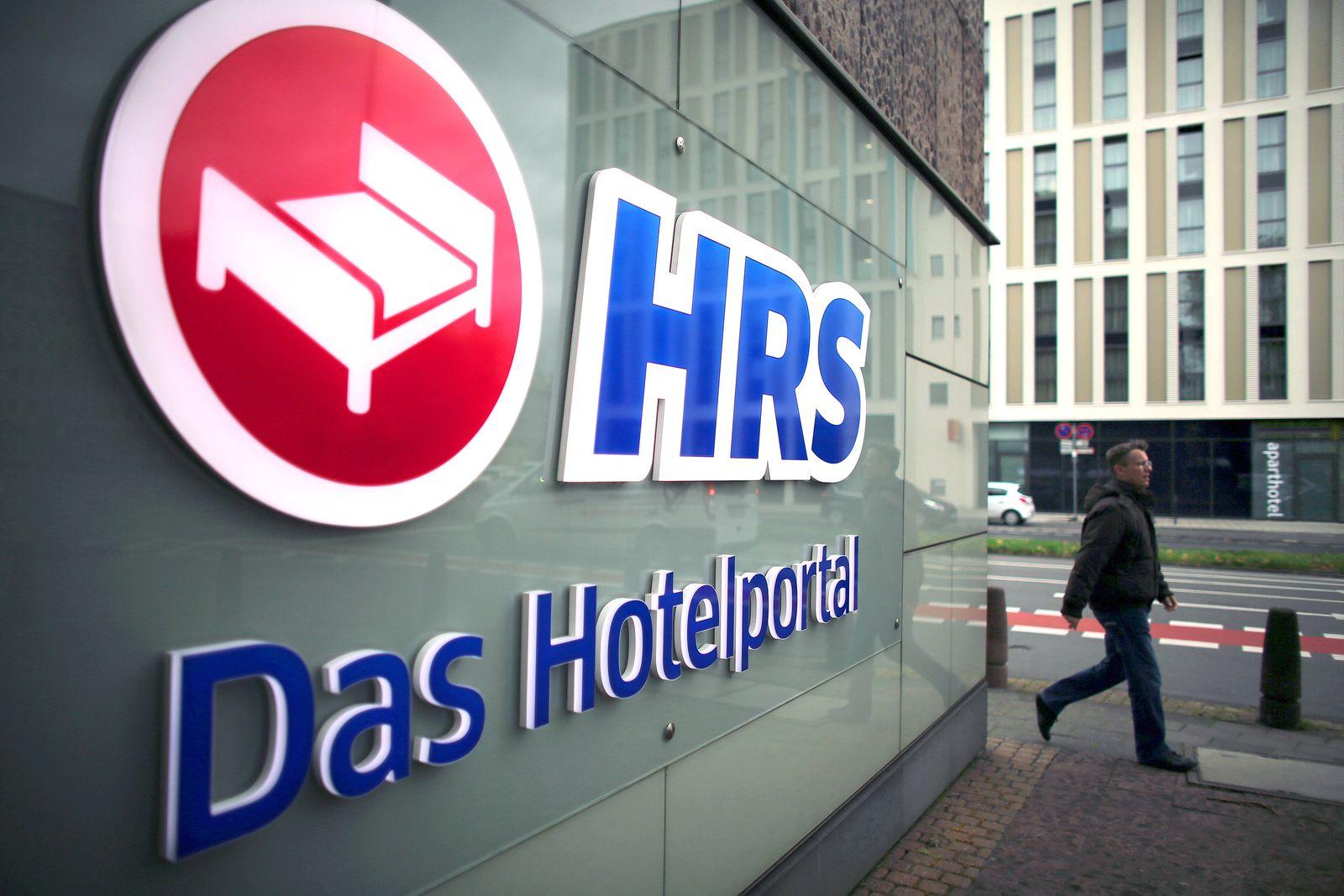 Online-Hotelportal HRS