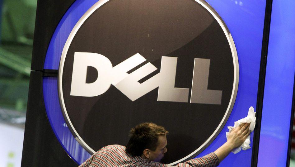Glänzt in der Corona-Krise: Dell verkauft deutlich mehr Computer, der Aktienkurs ist seit Jahresbeginn um fast 40 Prozent gestiegen