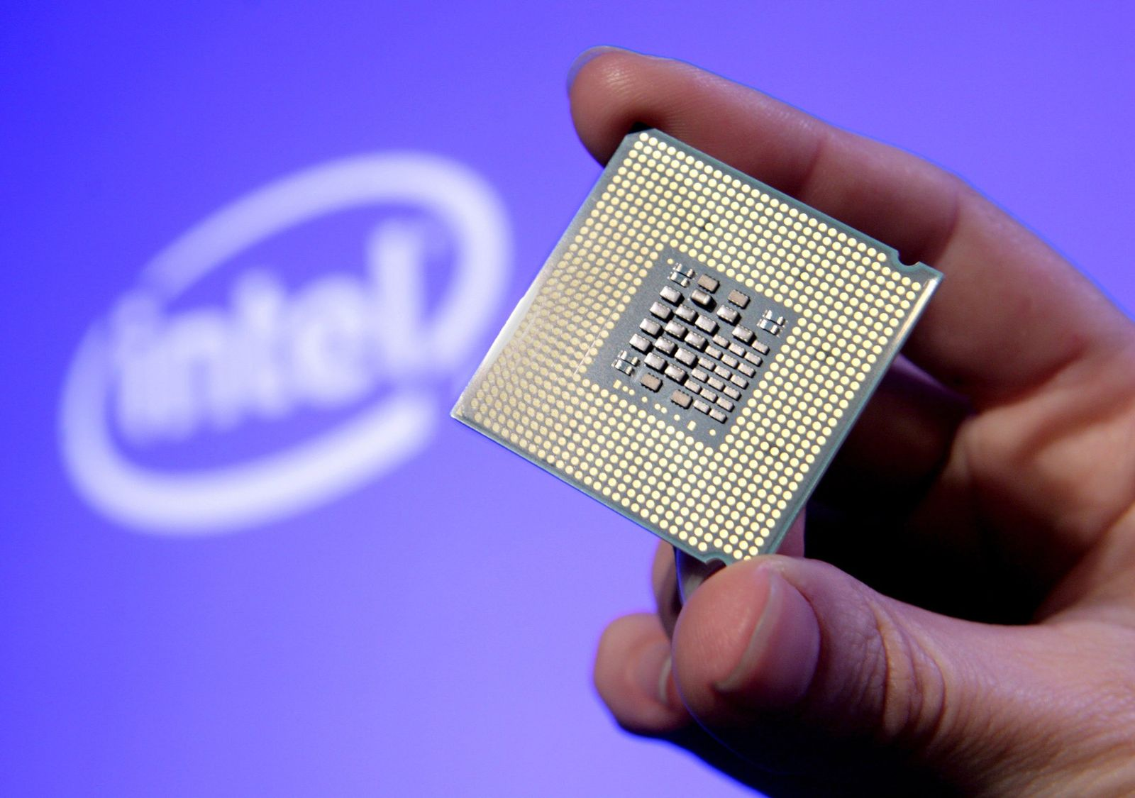 Intel Chip Prozessor