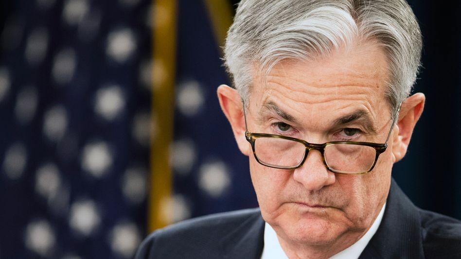 """""""Der Arbeitsmarkt wird sich in ein bis zwei Jahren wieder sehr stark präsentieren"""": Fed-Chef Jerome Powell sieht Fortschritte"""