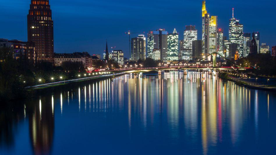 Frankfurter Bankenviertel