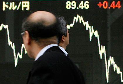Neue Sorgen: In Japan fallen die Kurse